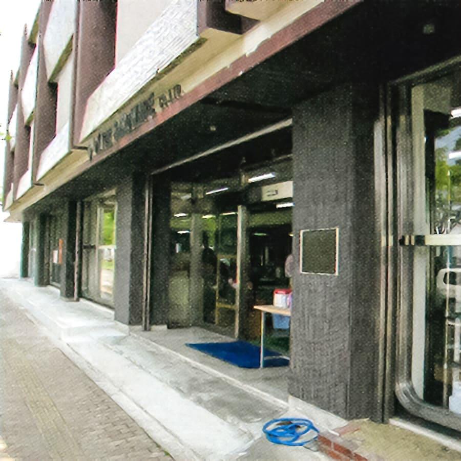 仙台市郊外の金物店