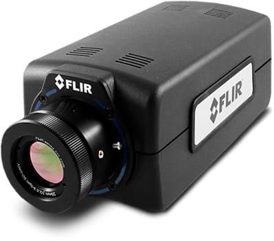 冷却式赤外線カメラ FLIR A6701sc