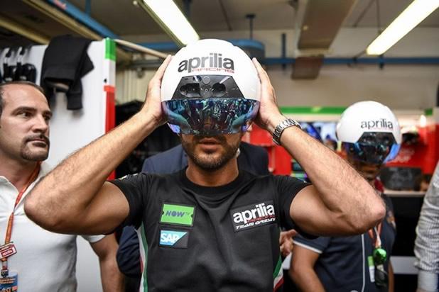 Apriliaレーシングチーム
