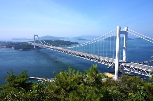 瀬戸 大橋 橋 の 数