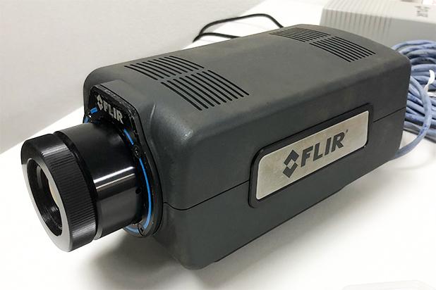 【お知らせ】新たな赤外線調査機器を導入しました