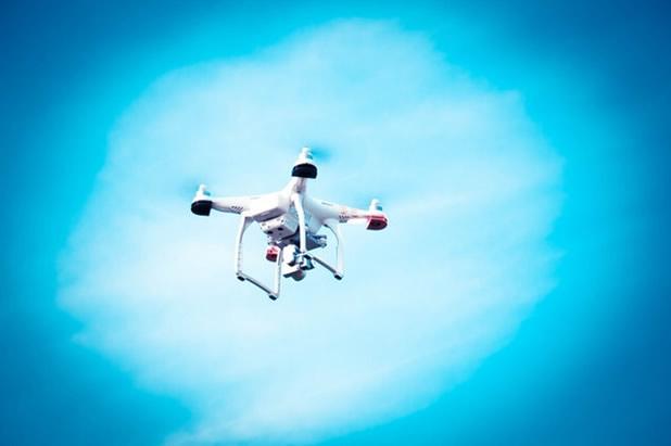 傾斜監視システムとドローンサポートの連携でインフラ確認を可能に