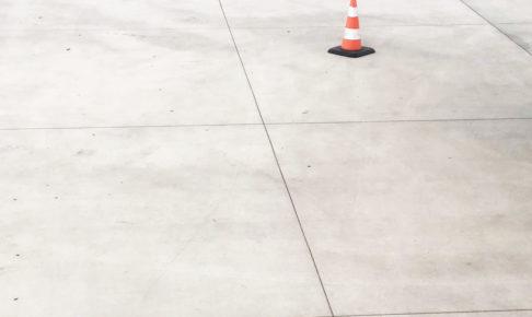 床面のひび割れをロボットで検知するFloor Doctor